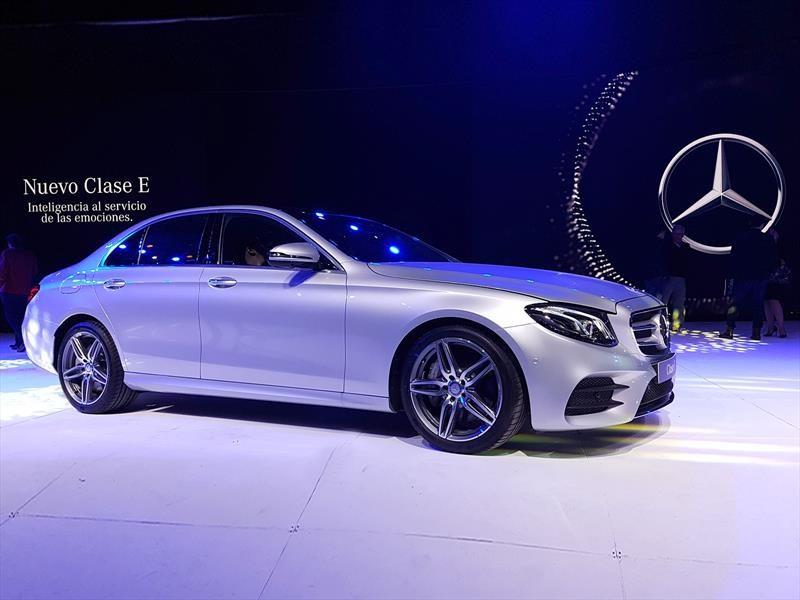 Nuevo Mercedes-Benz Clase E se lanza en Argentina