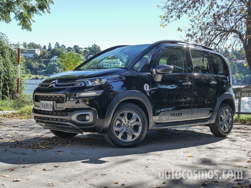 Manejamos al nuevo Citroën C3 Aircross Automático