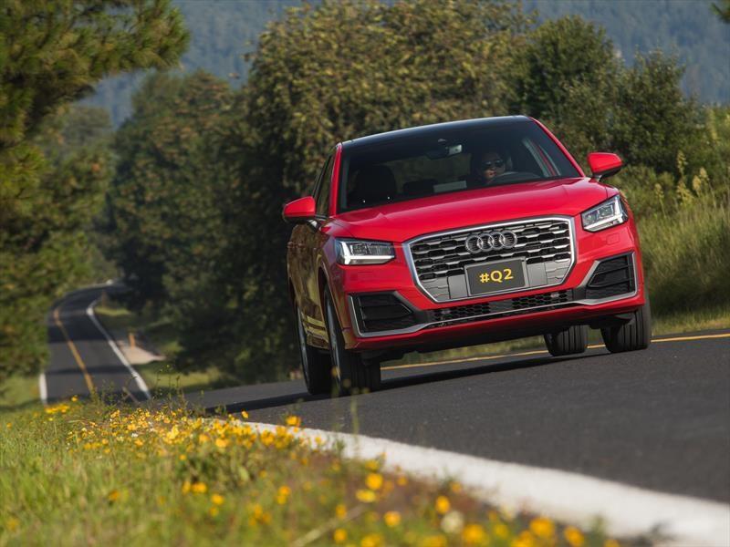 Audi Q2 2018 llega a México desde $459,900 pesos