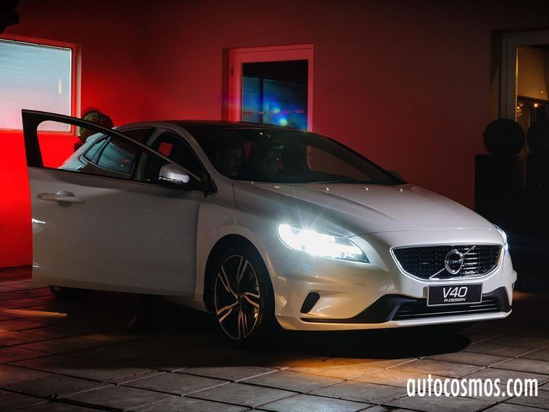 Volvo V40 2017, discreta renovación desde $15.490.000