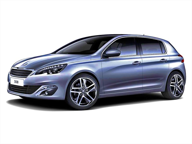 Peugeot 308 ll 2014: Reinvenci&#243;n 