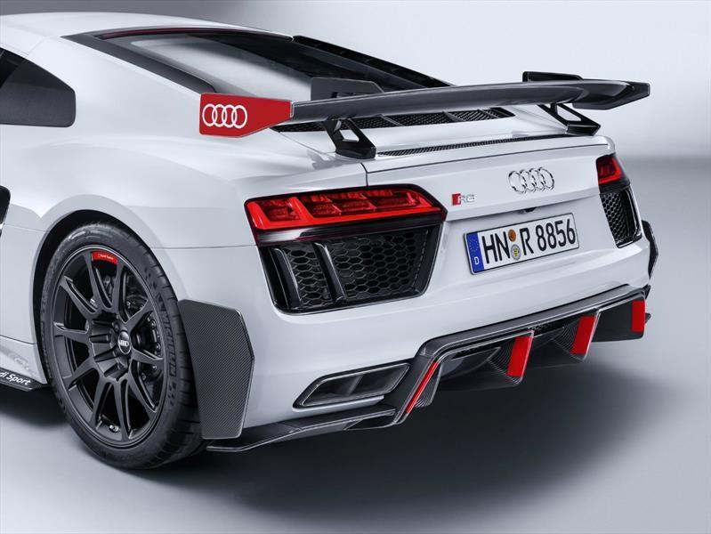 Audi Sport Performance Parts, para darle más carácter al TT y al R8