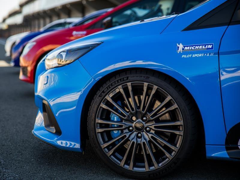 Michelin Pilot Sport 4S, la llanta de los carros superdeportivos
