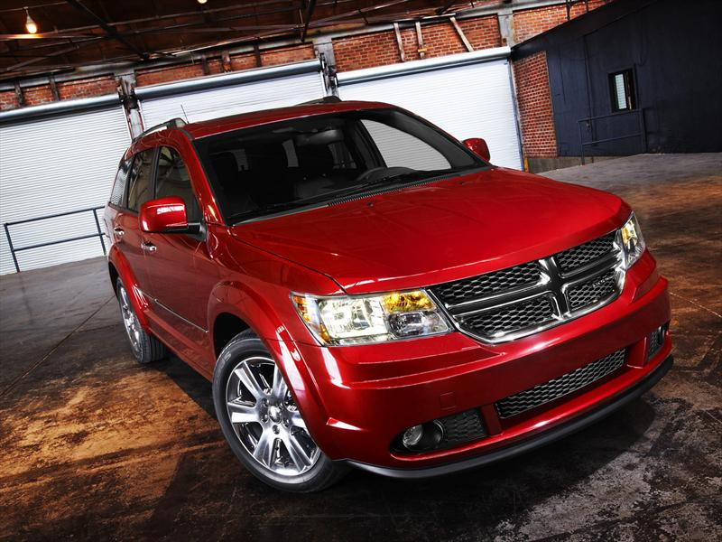 Dodge Journey Freeway  Edición Limitada para Colombia