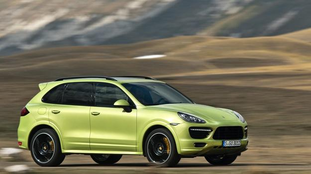 Porsche Cayenne GTS 2013 debuta en Beijing