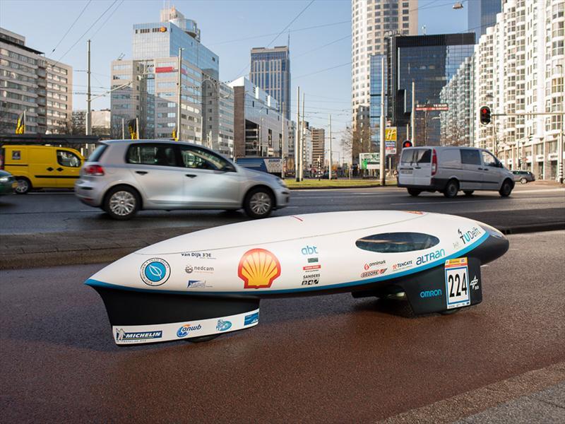 Shell Eco-marathon,  la eficiencia de combustible al máximo