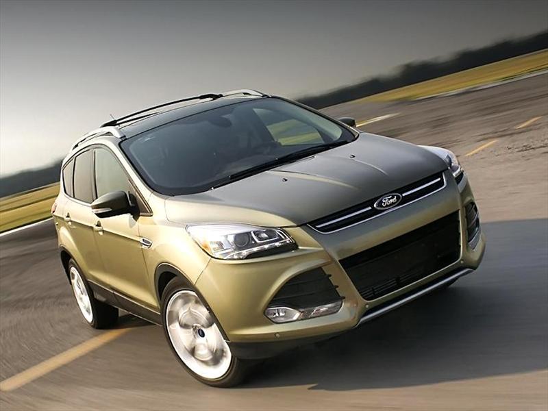 Ford Escape 2013 disponible en México desde $333,400 - Autocosmos.com