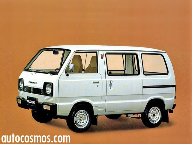 Suzuki Carry ST90: El Rey de los Pan de Molde