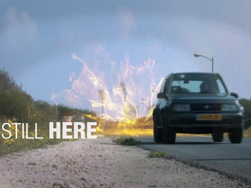 Aprende a vender un Suzuki Vitara de 1996 al estilo Hollywood