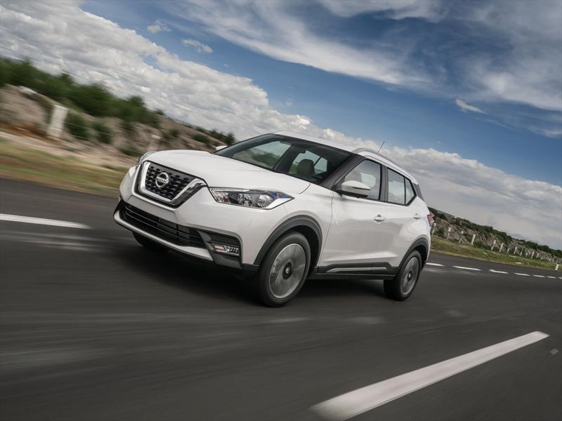 Prueba nuevo Nissan Kicks