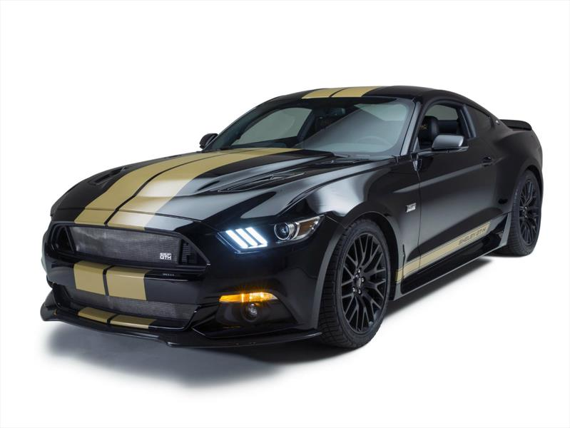 Ford Shelby GT-H 2016, un muscle car para celebrar