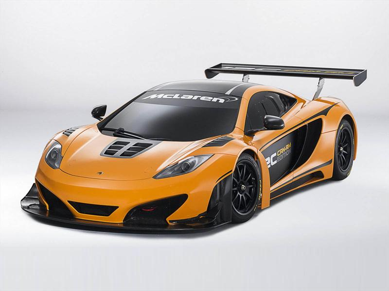 McLaren presenta el MP4-12C Can-Am Edition