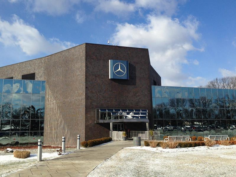 Mercedes-Benz USA se muda a Atlanta