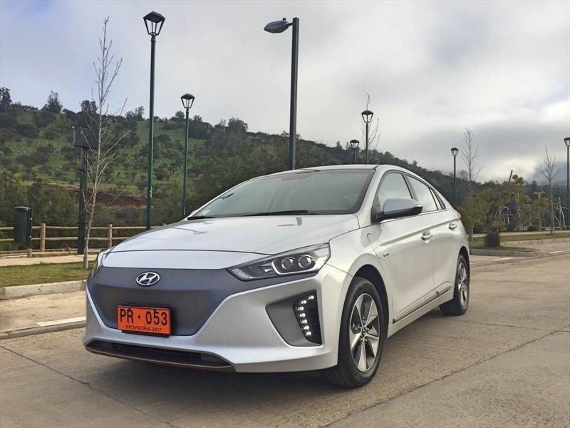 Probando la Hyundai IONIQ EV 2017
