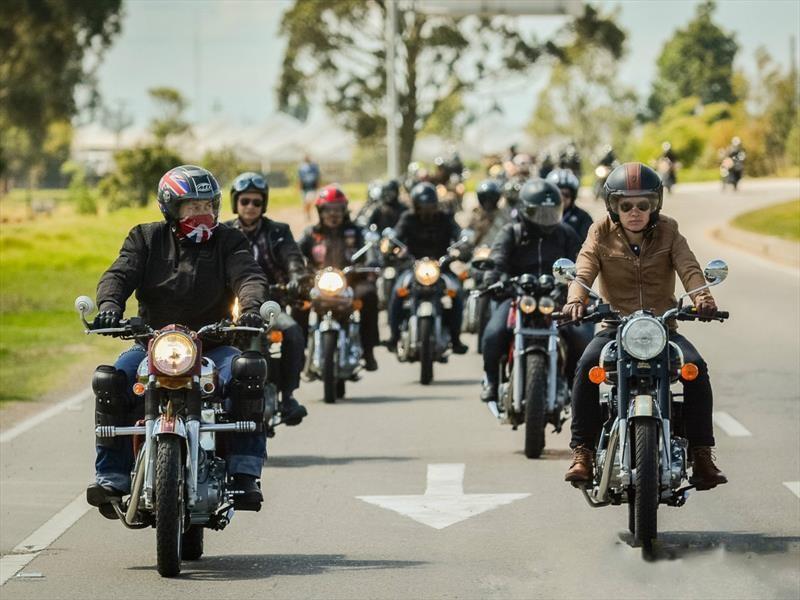Las motocicletas, a la conquista de Colombia