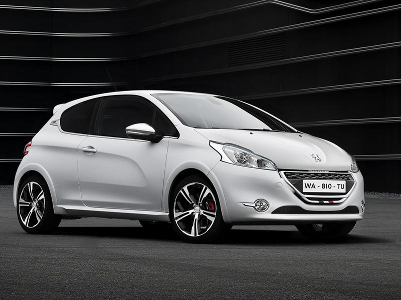 sal n de par s 2012 peugeot 208 gti se presenta en el. Black Bedroom Furniture Sets. Home Design Ideas