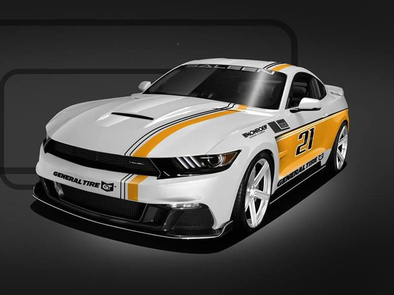 Saleen Championship Edition Mustang debuta