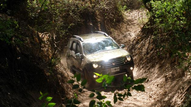 Renault Duster: se prueba en el campo de batalla