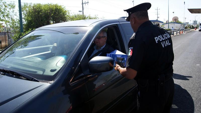 Las infracciones de tránsito más frecuentes en México