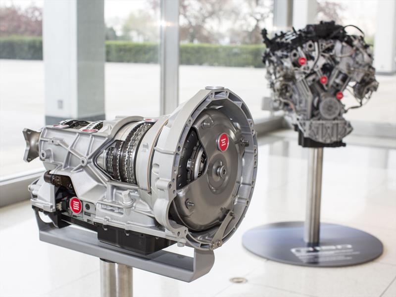 Ford F-150 2017, ahora con motor V6 EcoBoost 3.5L y caja automática de 10 relaciones
