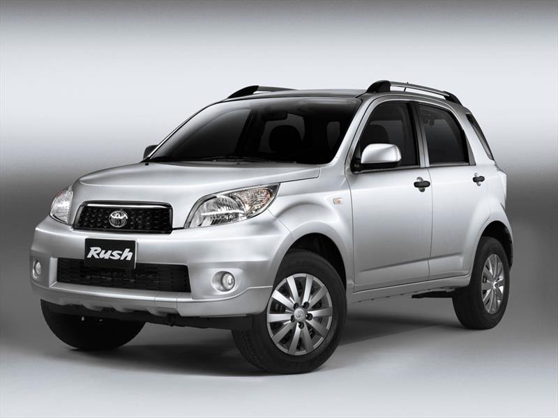 Toyota lanza el Rush y liquida a Daihatsu en Chile