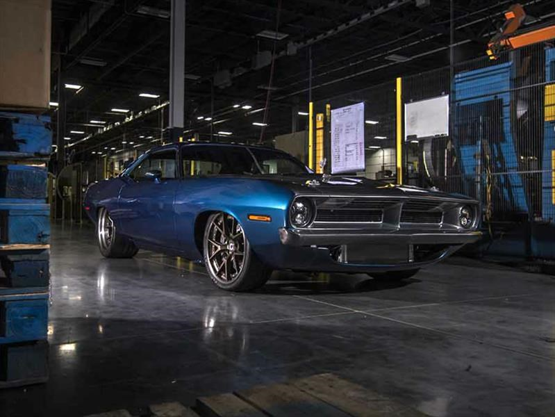 Plymouth Barracuda 1970 por Speedkore Performance Group, poder ilimitado
