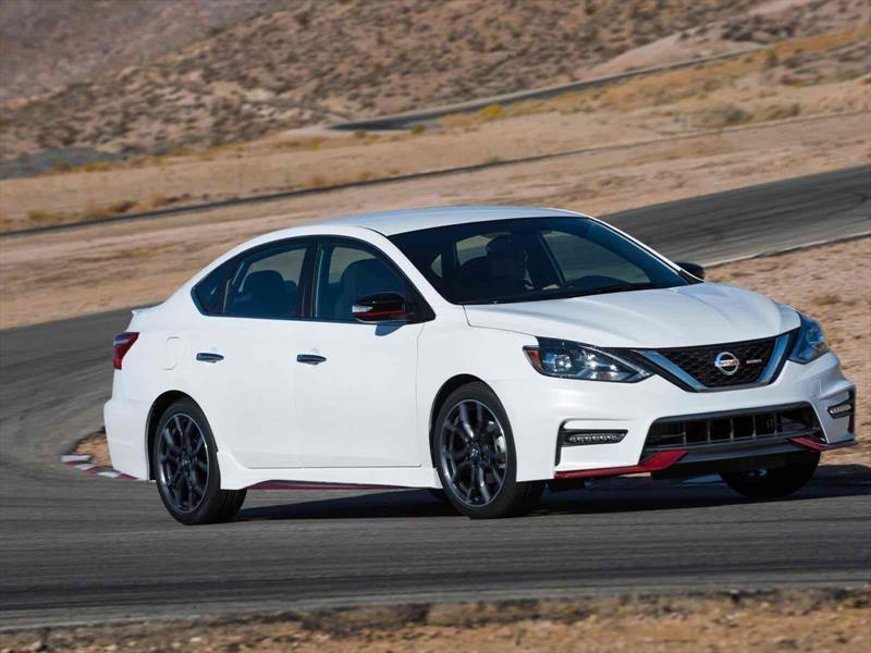 Nissan Sentra Nismo 2017, el más deportivo de la familia