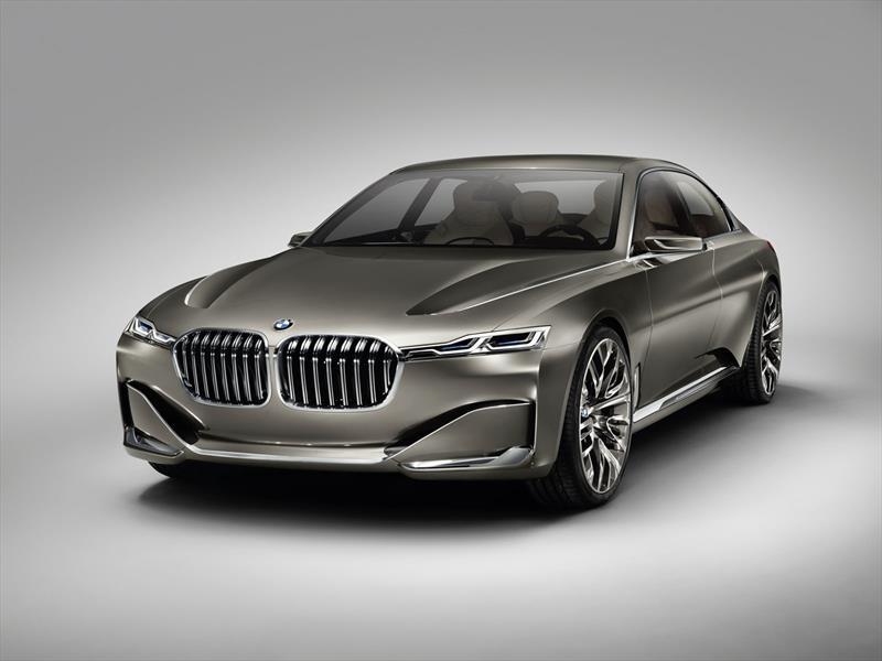BMW Vision Luxury Concept, ¿anticipa un futuro Serie 9?
