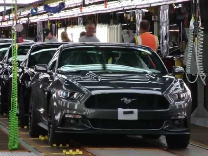 Ford invertirá 700 millones de dólares en EE.UU., en lugar de en México