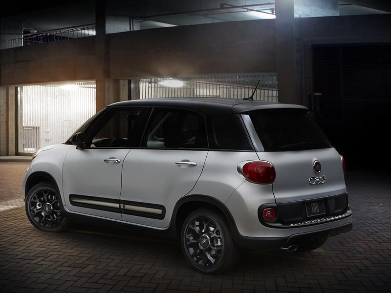 Fiat Presenta El 500l Urbana Trekking Y El 500 Ribelle