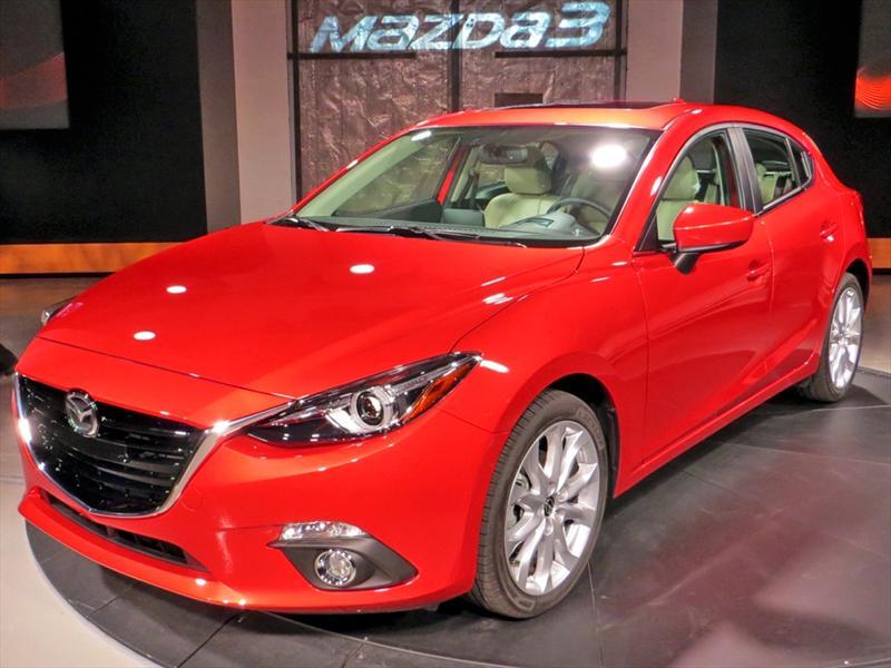 Mazda 3 2014: La tercera generación