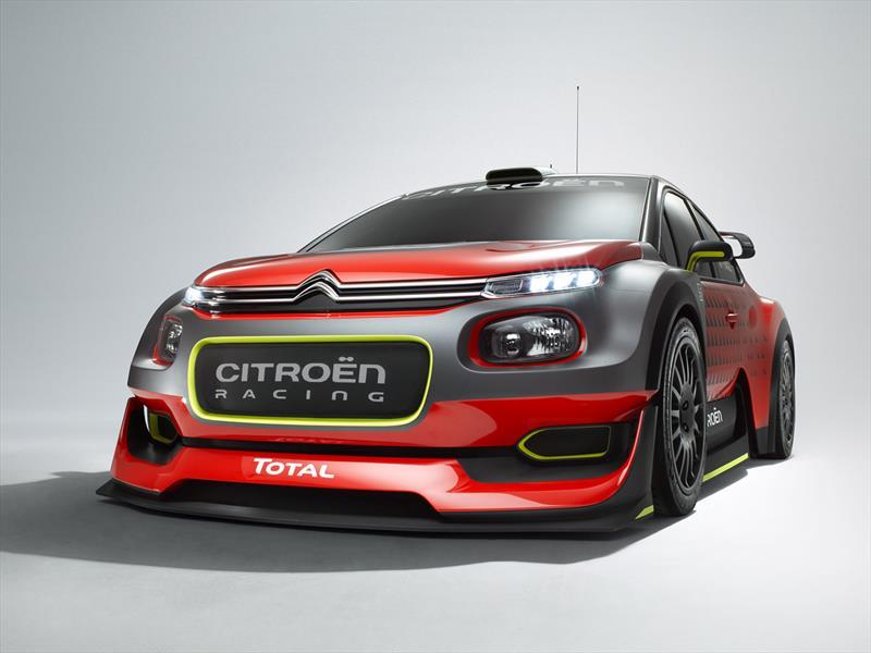El Citroën C3 WRC Concept ve la luz en París