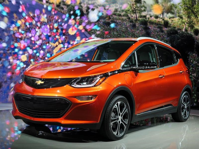 Chevrolet Bolt EV gana el North American Car of the Year 2017