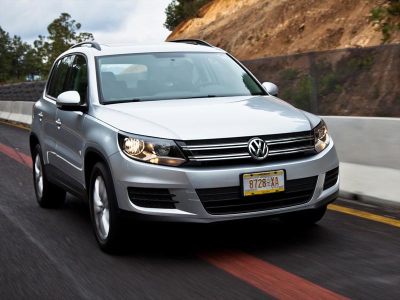 Volkswagen Tiguan 1.4 TSI llega a México desde $342,900 pesos