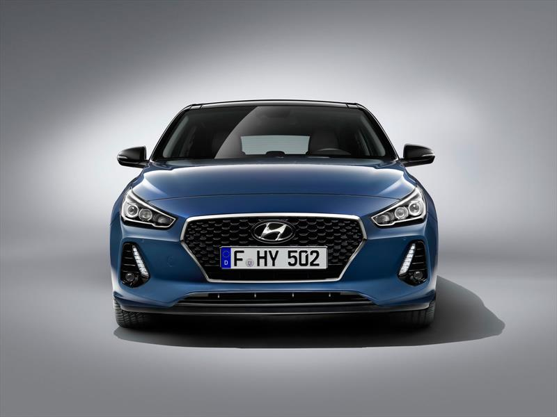 Hyundai i30 2017, nueva amenaza para los hatchs europeos
