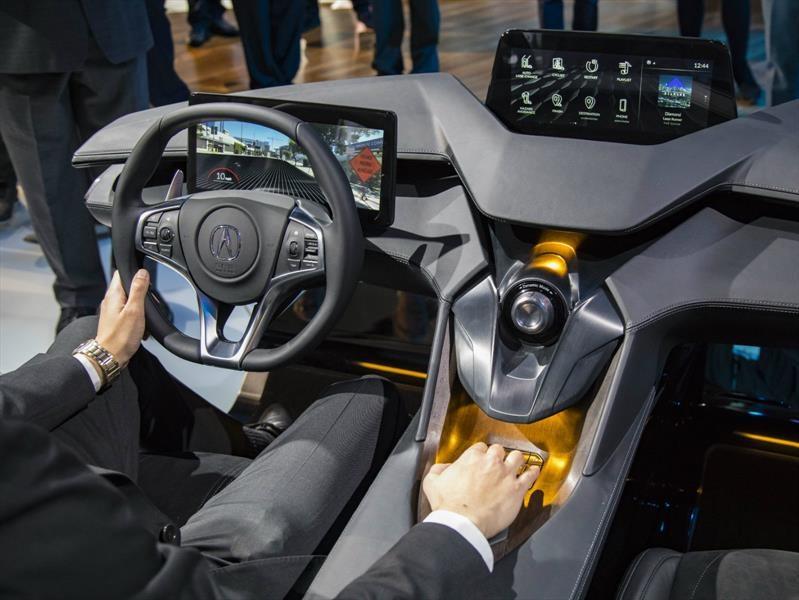 Acura Precision Cockpit Concept, el nuevo interior de la marca