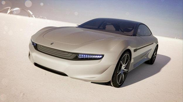 Pininfarina Cambiano, seducci&#243;n italiana en Ginebra 2012