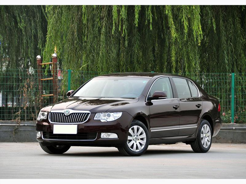 Skoda Superb alcanza las 500 mil unidades