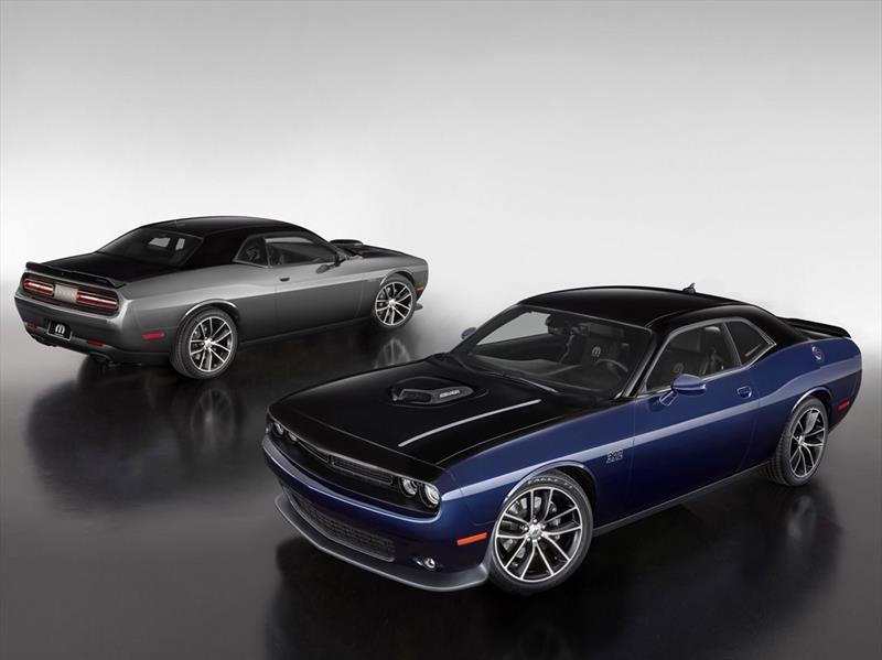 Mopar Dodge Challenger Edición Especial, celebrando el aniversario