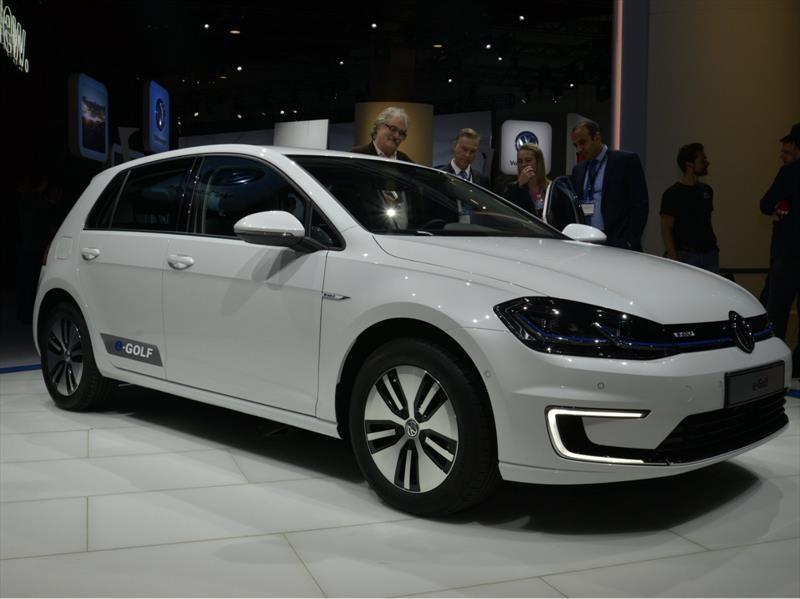 Volkswagen e-Golf 2017 ahora con más autonomía