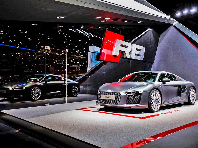 Audi R8 2015: Nace la segunda generación