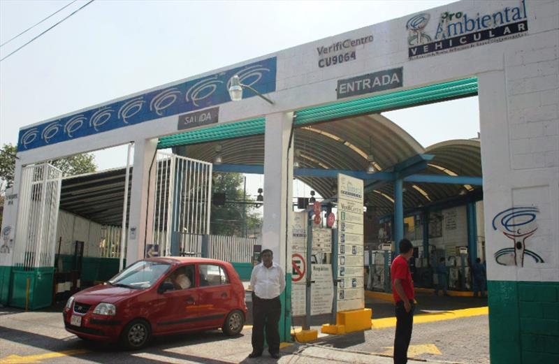 Ciudad de México tiene nuevo programa de verificación vehicular para 2015