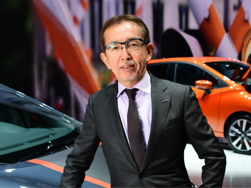 Shiro Nakamura responsable de diseño en Nissan se retira