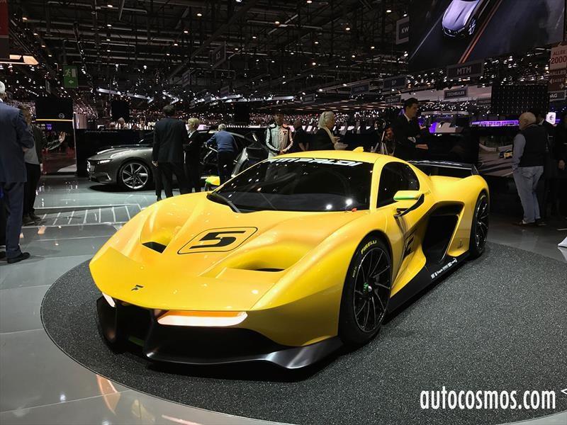EF7 Vision Gran Turismo Concept by Pininfarina, se materializa el sueño de Emerson Fittipaldi