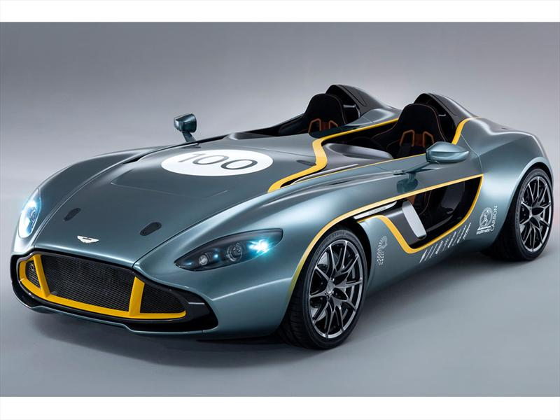 Aston Martin CC100 Speedster Concept se presenta
