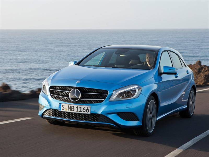 Mercedes benz clase a 2013 llega a m xico desde 379 900 for Mercedes benz mx