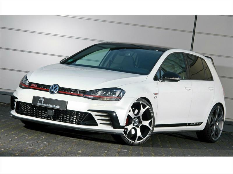 Volkswagen Golf GTI Clubsport S por B&B Automobiltechnik debuta