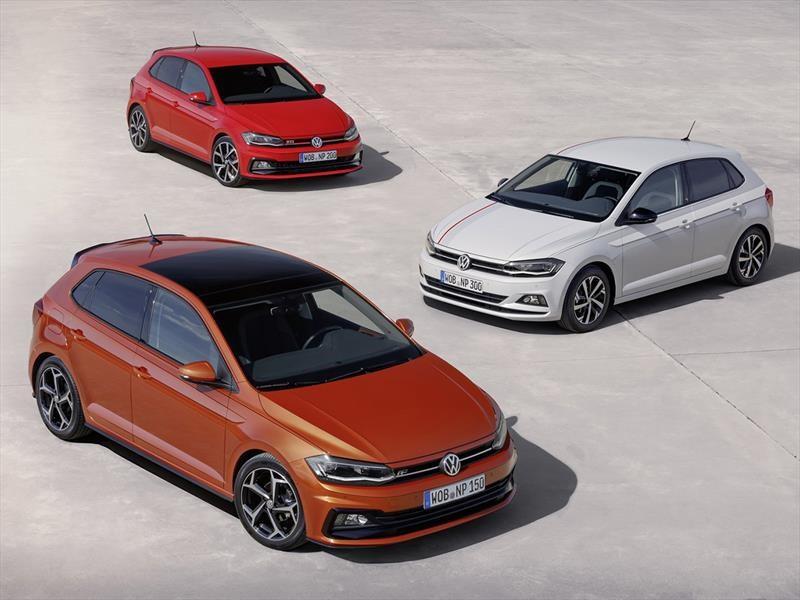 Volkswagen presentó la nueva generación del Polo que llegará a Argentina