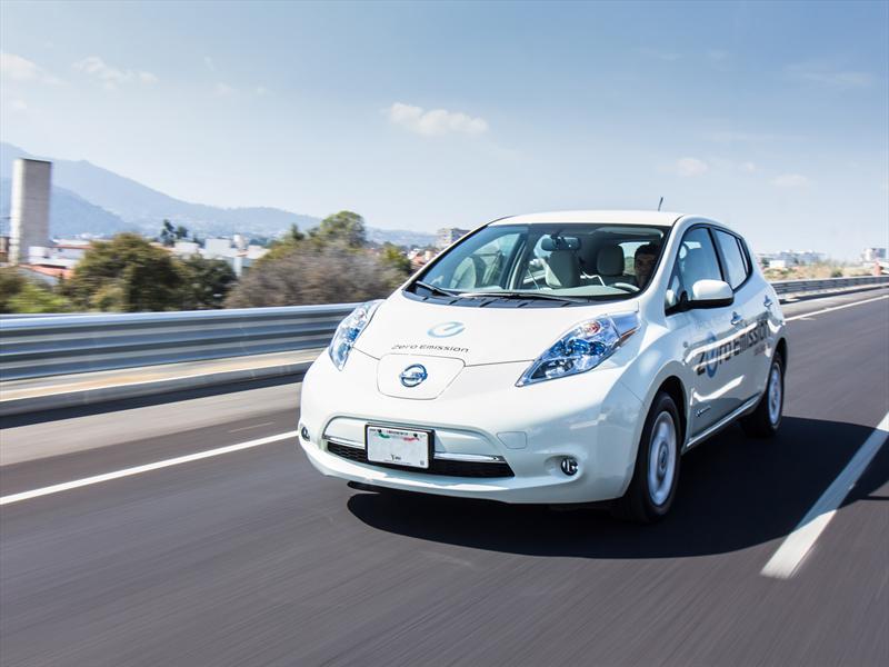 Nissan LEAF 2012, nuestra prueba completa en México