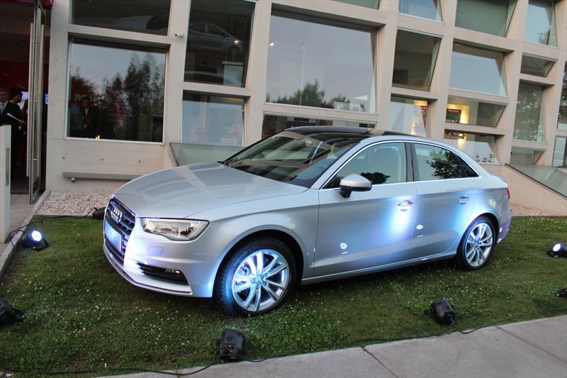 Audi A3 Sedán: Estreno en Chile - Autocosmos.com